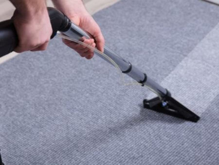 What are the Various Types of Carpet Cleaning Methods Used by Professionals?