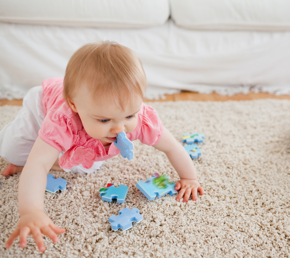 Carpet Cleaning For Kids