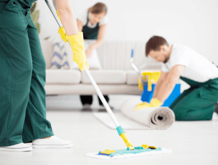 How essential Carpet Cleaning is in a pandemic?