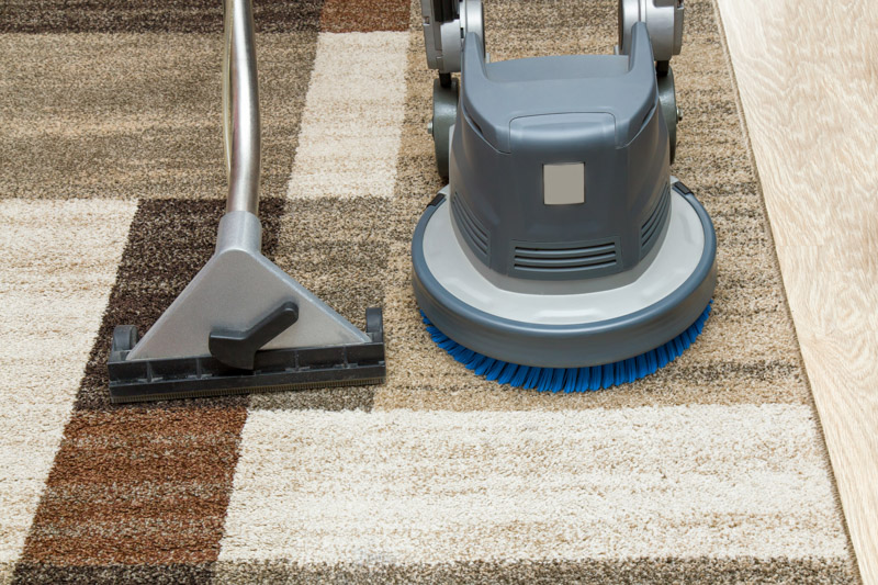 maintenance of carpet cleaning